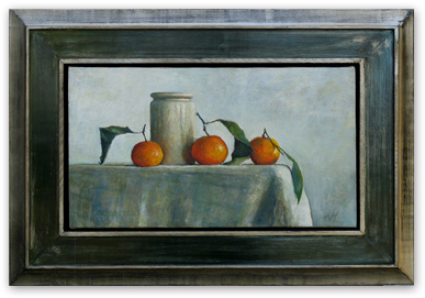 Mark Haltof - Commissions / Still-Life